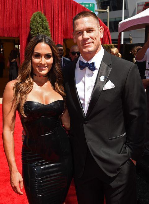 John Cena And Nikki Bella Call Off Wedding.Wwe S John Cena And Nikki Bella Call Off Wedding Again