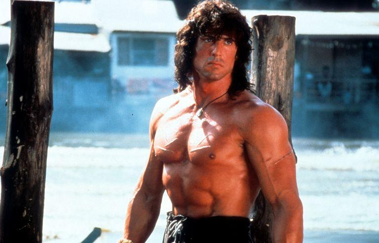 Sylvester Stallone Rambo   Digital Spy