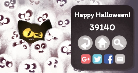 You Have To Play Googles Addictive Halloween Game