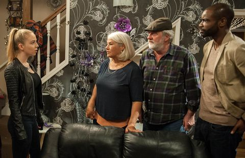 Belle Dingle announces she's coming home for good in Emmerdale
