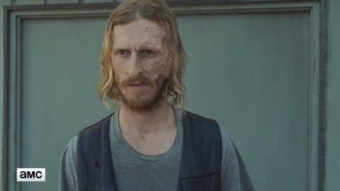 Walking Dead: Dwight (clip screenshot)