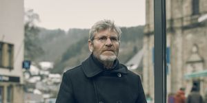 Tchéky Karyo as Baptiste in 'The Missing' s02e04