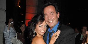 Craig Revel Horwood and Karen Hardy