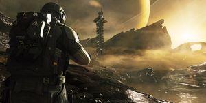Call of Duty: Infinite Warfare, campaign
