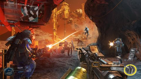 Call of Duty: Infinite Warfare, multiplayer