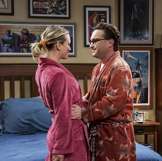 Big Bang Theory stars rule out a Leonard and Penny spin-off show