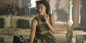 Vanessa Kirby as Princess Margaret in Netflix's 'The Crown'