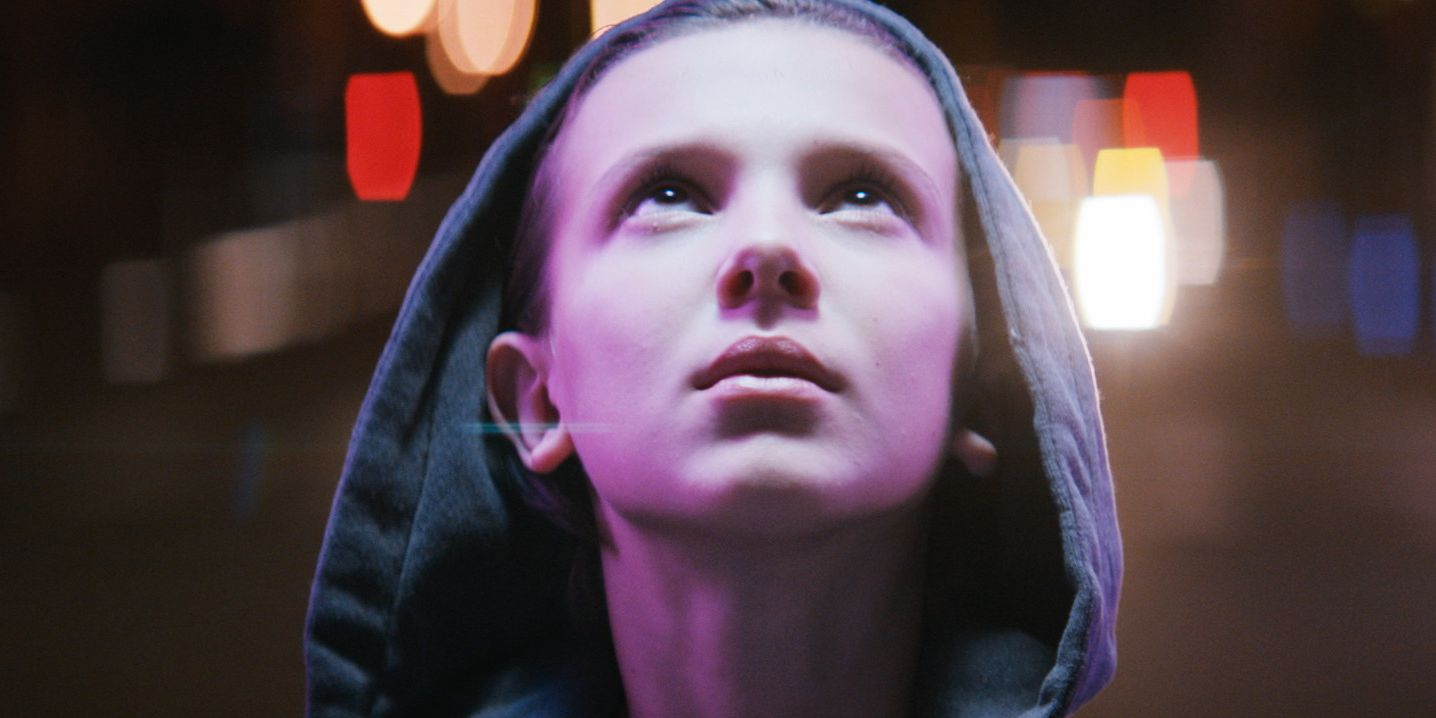 Millie Bobby Brown in the Sigma and Birdy video for 'Find Me'