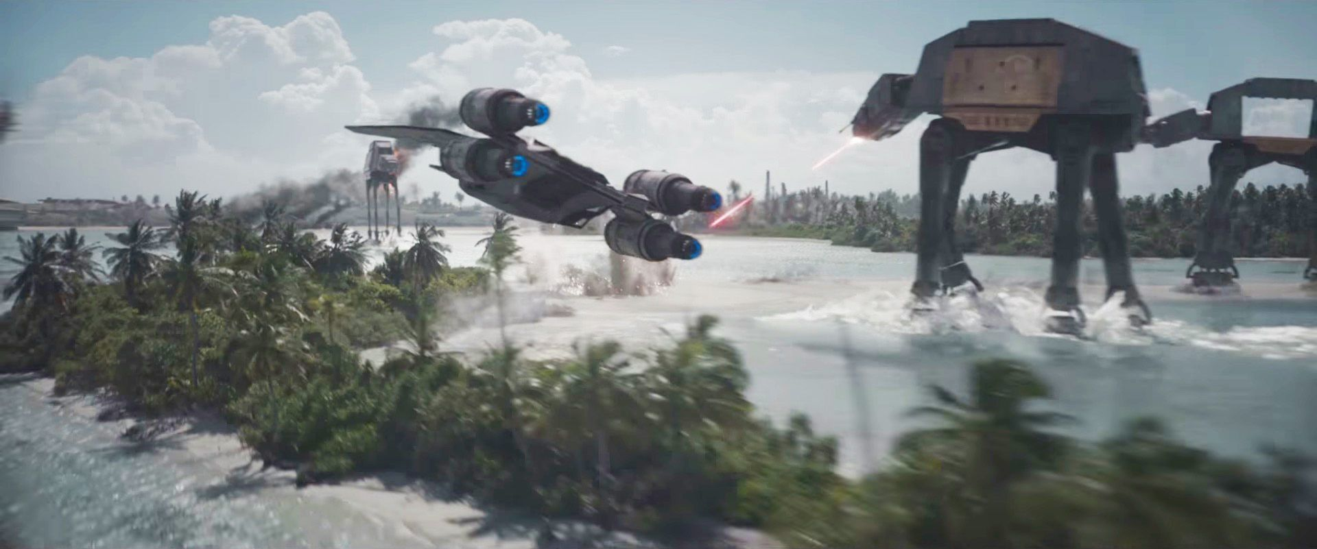 Rogue One: A Star Wars Story's Gillette ad gives a closer look at Rebel life