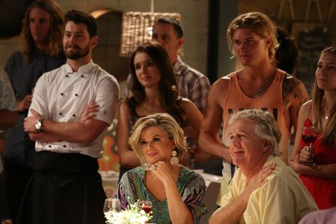 Home and Away kills off a regular character after
