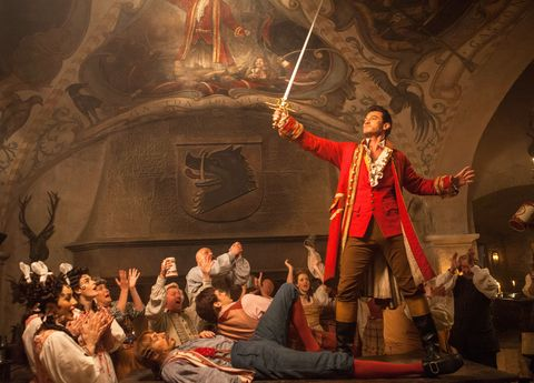 Gaston S Solo Song Is Getting A Bit Of A Lyrical Makeover In The Beauty And The Beast Remake
