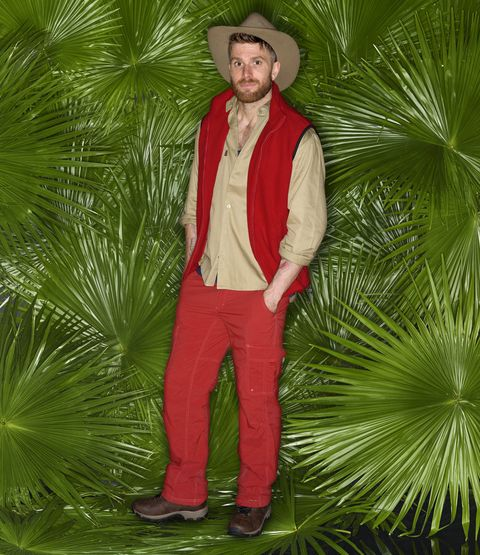 I'm a Celebrity... Get Me Out Of Here! 2016: Joel Dommett