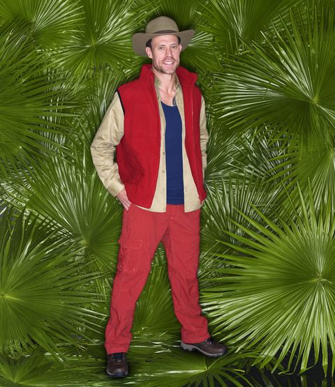 I'm a Celebrity... Get Me Out Of Here! 2016: Wayne Bridge