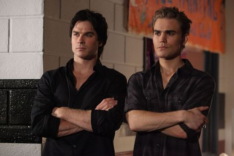 The Vampire Diaries' showrunner is already hoping for more spin-offs