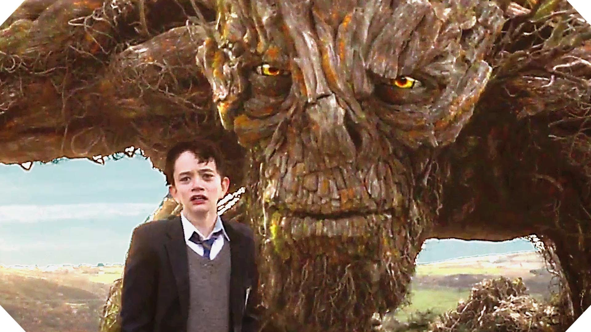 Liam Neeson actually plays two roles in A Monster Calls