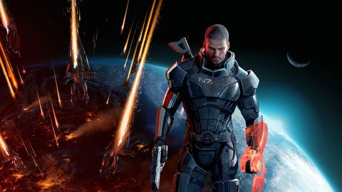 The whole Mass Effect Trilogy is now playable on Xbox One
