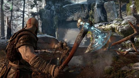 God of War 4 PS4 trailers, release date, price, gameplay and