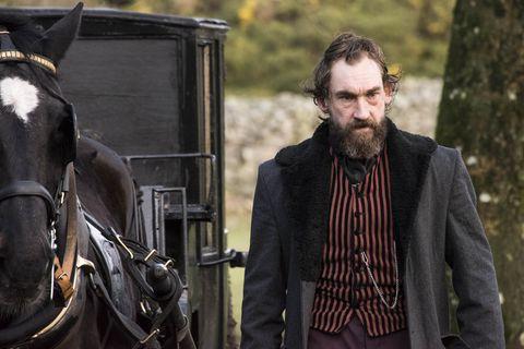 Joseph Mawle as Jebediah Shine in 'Ripper Street'
