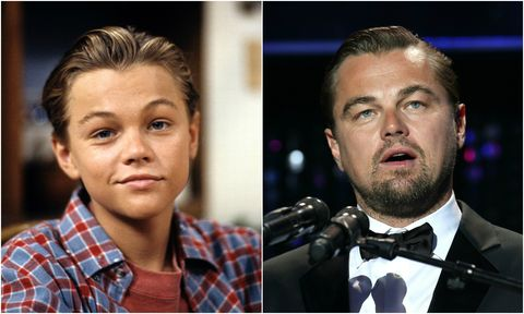 Leonardo DiCaprio – Growing Pains