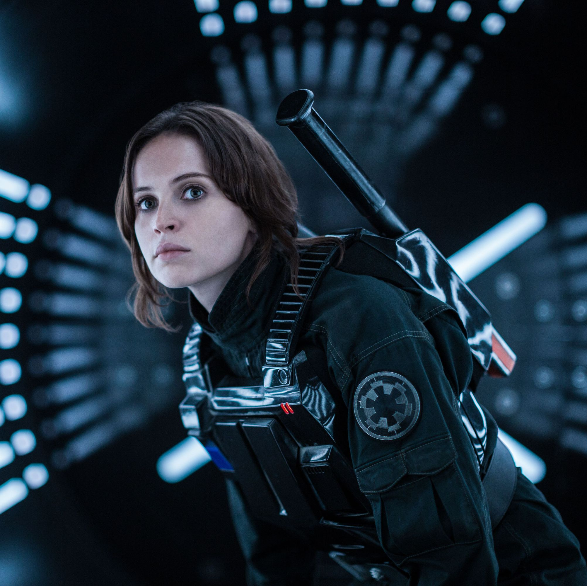 Rogue One: A Star Wars Story originally had a happy ending – and a wedding