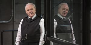 Anthony Hopkins as Dr Robert Ford in Westworld