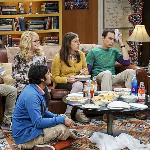 The Big Bang Theory 'The Geology Elevation'