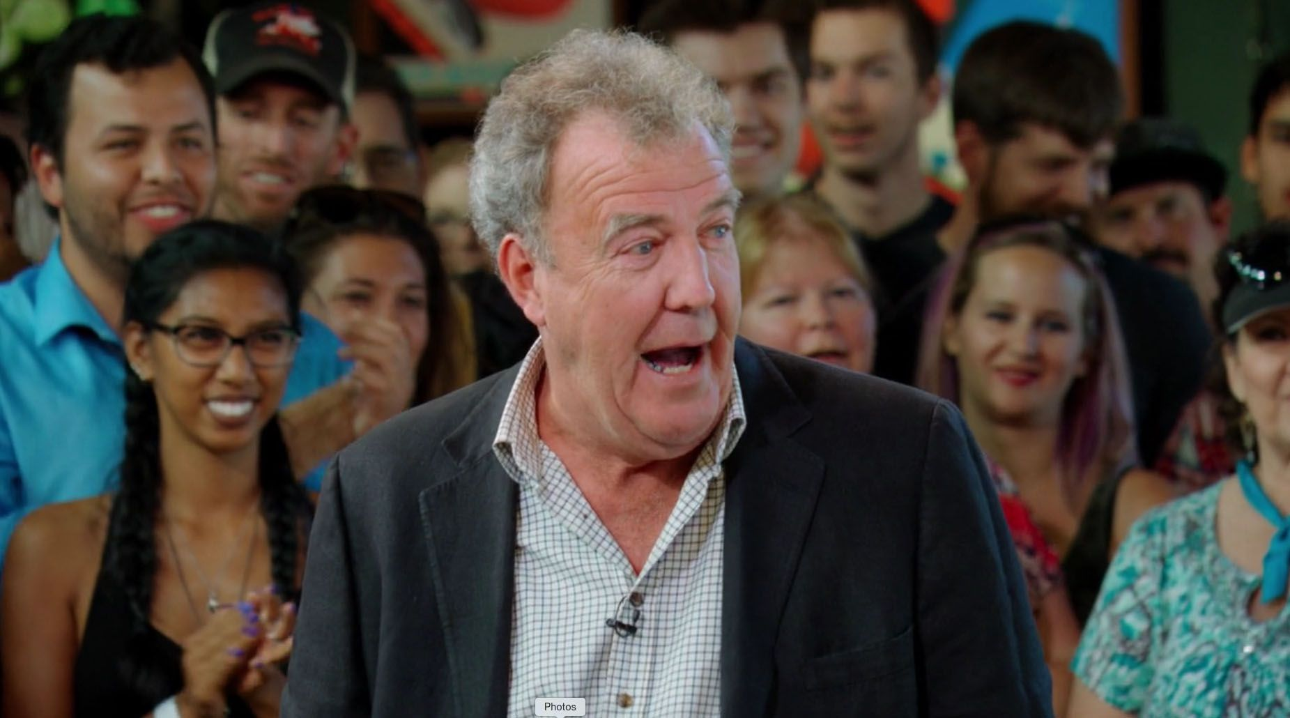The Grand Tour's Jeremy Clarkson hits back at being asked to have makeover ahead of TV appearance