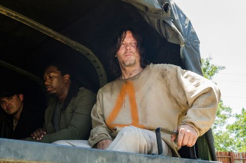 Walking Dead's Norman Reedus reveals that 'Easy Street' wasn't first