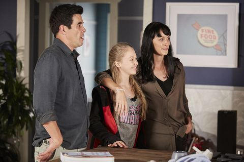 Raffy, Hope and Justin in Home and Away