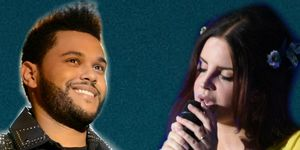 The Weeknd & Lana Del Rey