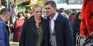 Jack Branning tells Ronnie Mitchell their offer has been accepted on the house in EastEnders