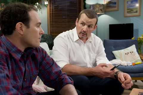 Toadie Rebecchi discovers that Dee Bliss is still alive in Neighbours
