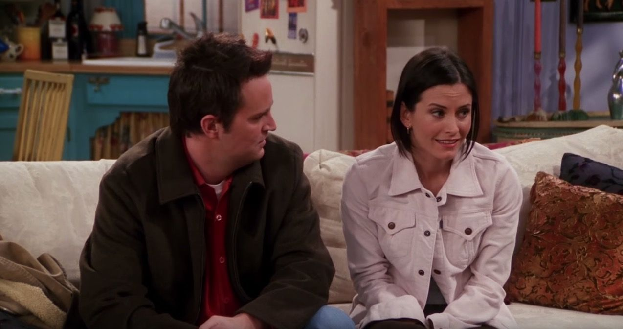Friends fan shares theory that Monica actually cheated on Chandler