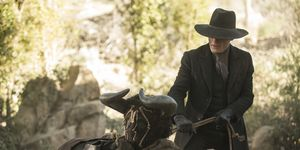 Ed Harris as the Man in Black in 'Westworld' s01e08, 'Trace Decay'