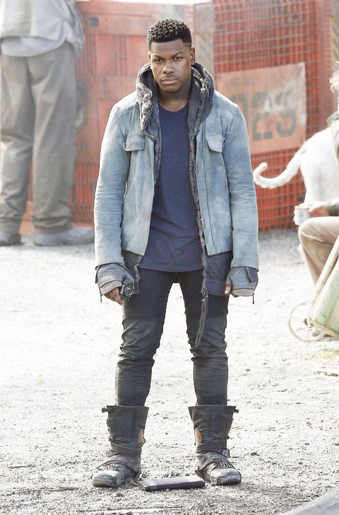 John Boyega, Pacific Rim filming in Sydney, Australia