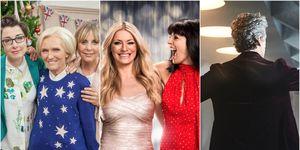 Christmas Bake Off, Strictly Come Dancing, Doctor Who - BBC Christmas 2016