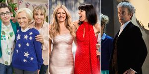 BBC Christmas specials, Great British Bake Off, GBBO, Strictly Come Dancing, Doctor Who