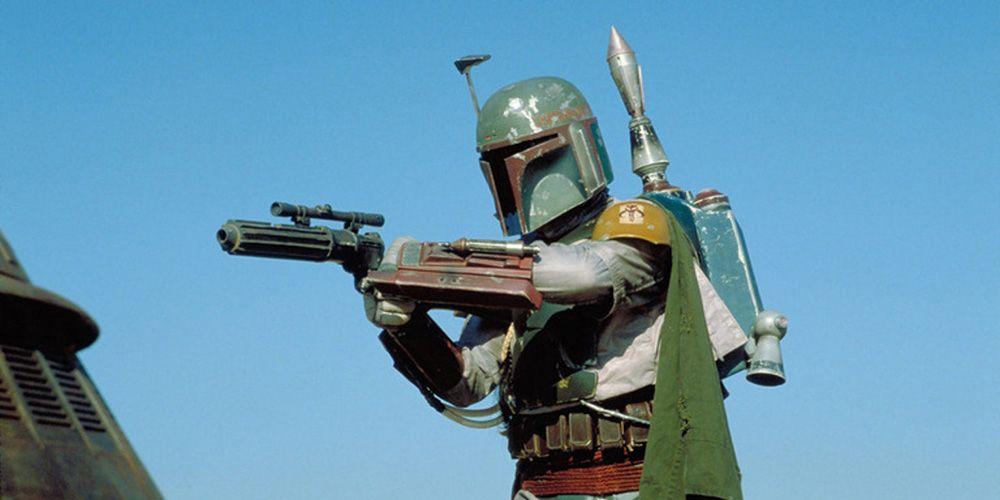 Boba Fett in Star Wars