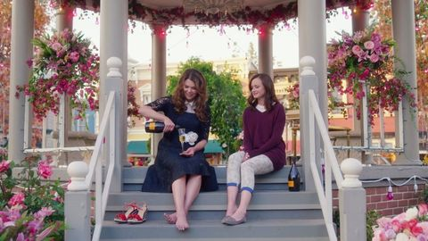 gilmore girls a year in the life   the final scene