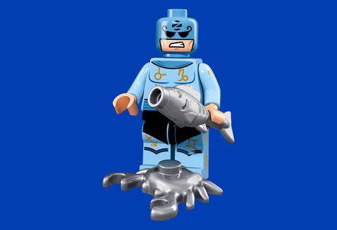 LEGO Batman Minifigures
