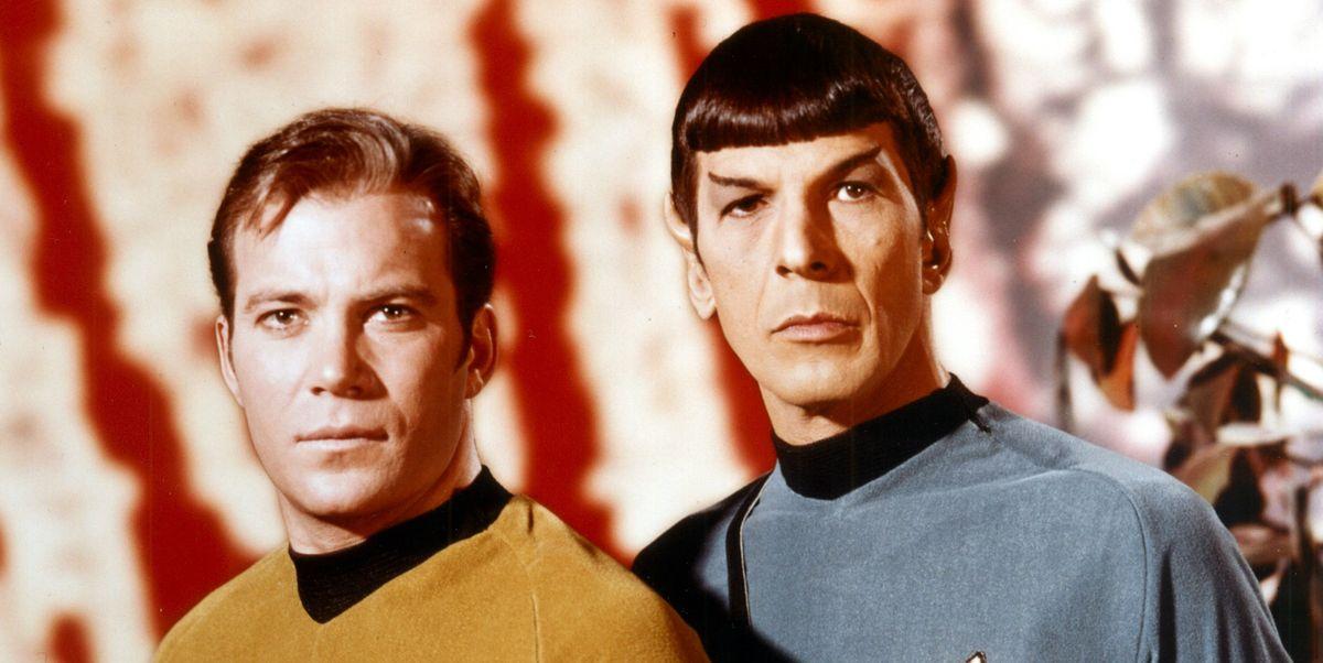 William Shatner criticises Star Trek reboot's over Nimoy's Spock - Digital Spy