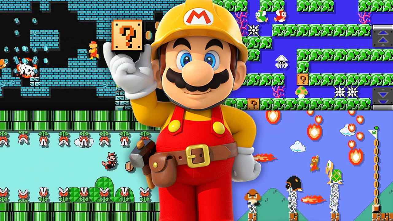 Super Mario Maker 2 and classic Legend of Zelda are coming to
