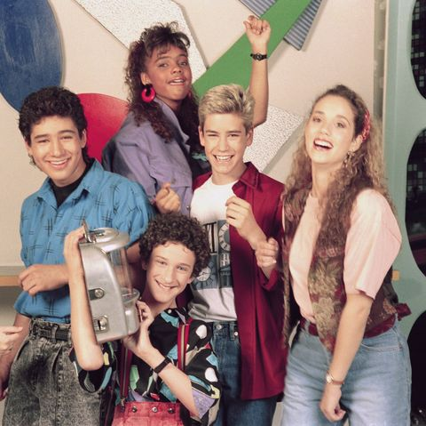 "Saved by the Bell star would be ""open"" to a possible revival"