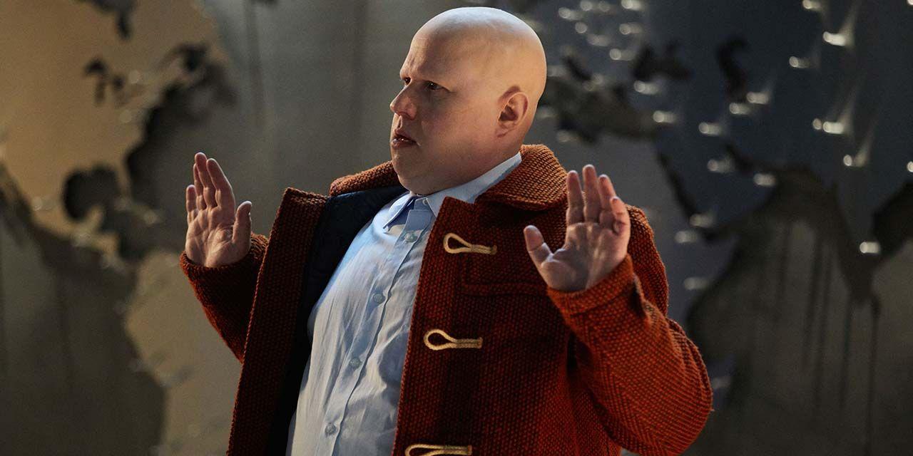 Matt Lucas in Doctor Who's The Return of Doctor Mysterio