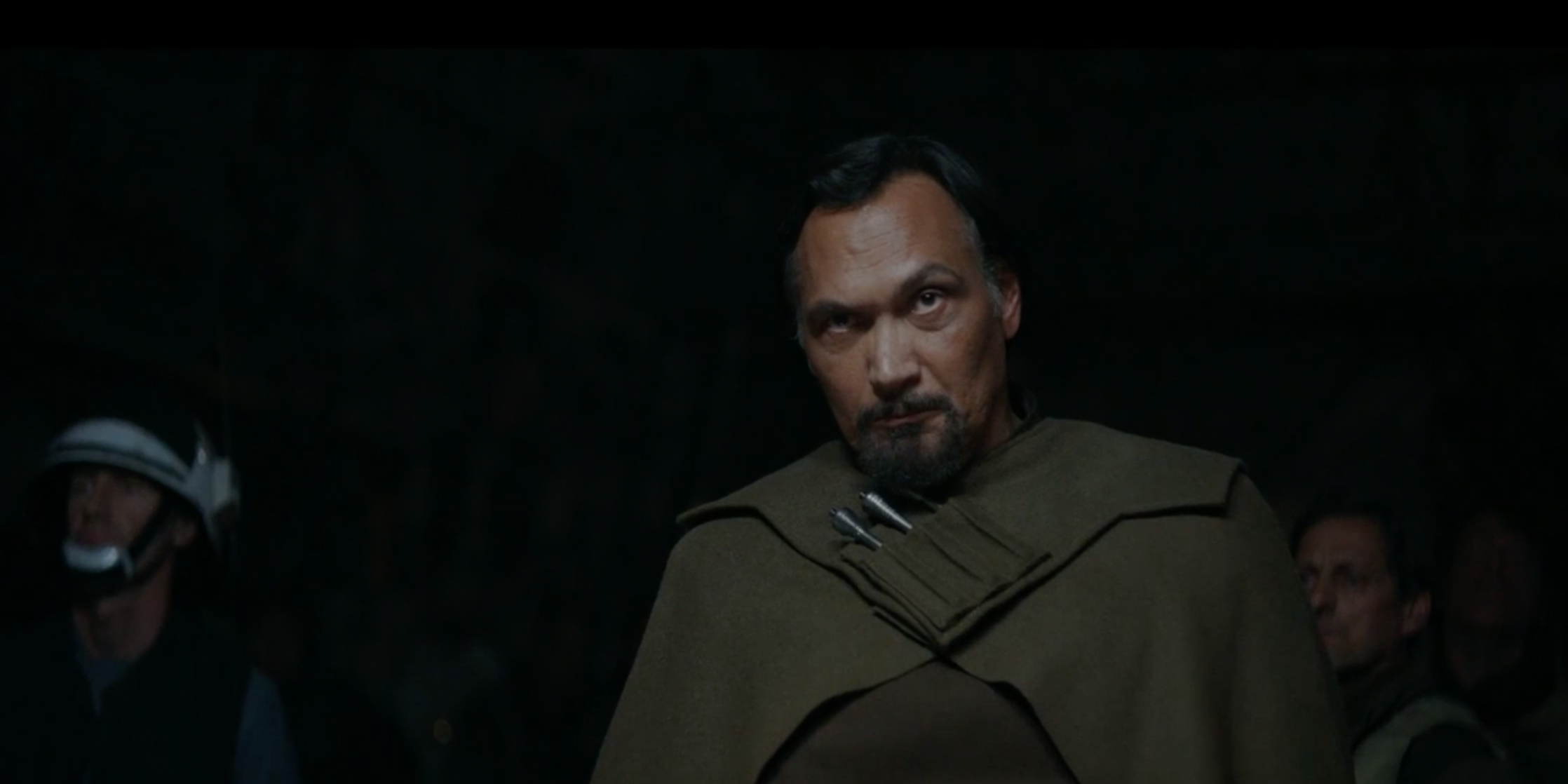 Jimmy Smitt as Bail Organa in Rogue One: A Star Wars Story clip