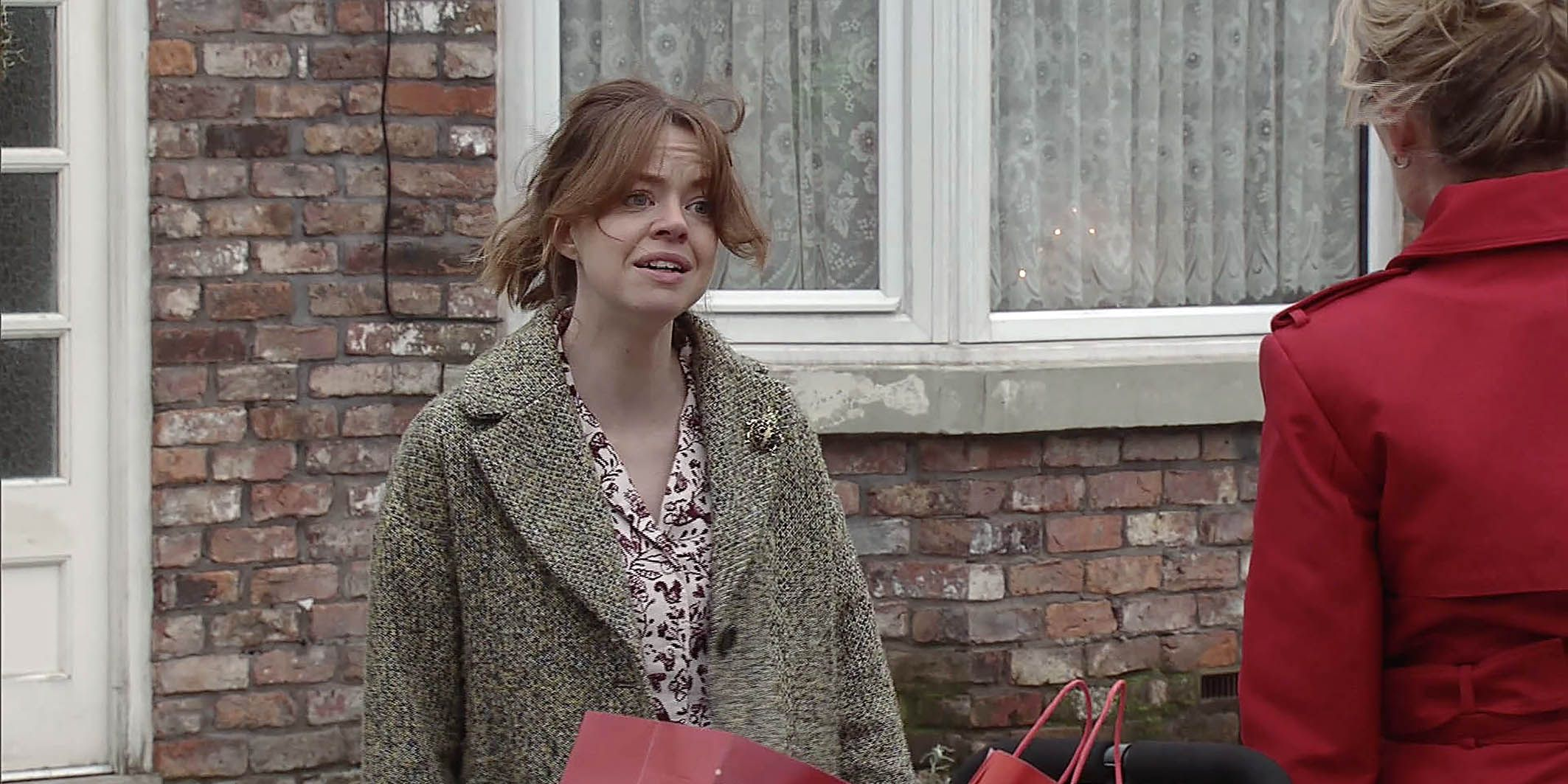 Toyah Battersby returns to Coronation Street
