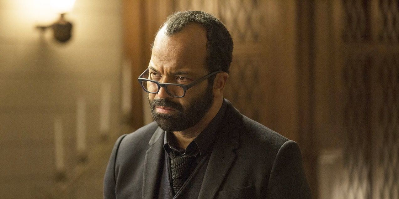 Bernard (Jeffrey Wright) in 'Westworld' s01e10