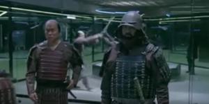 Westworld Samurai room