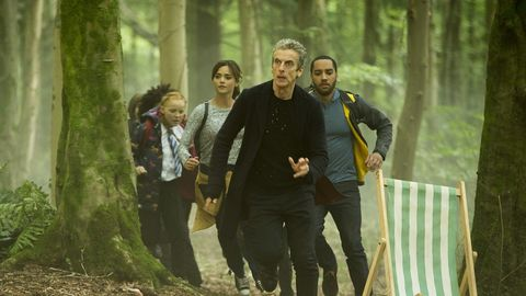 Doctor Who - In the Forest of the Night