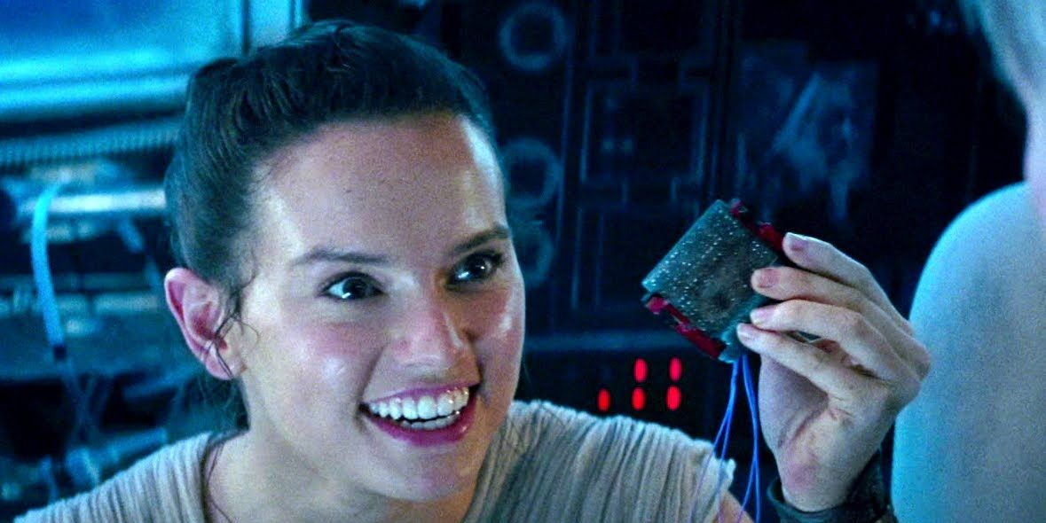 Rey S New The Last Jedi Look Revealed For Star Wars Force Friday Ii